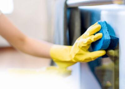 čištění svépomocí