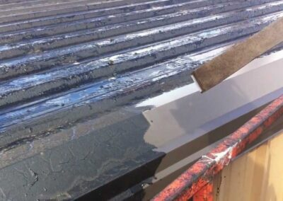 čištění oceli