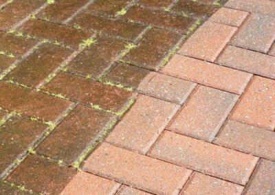 čištění zámkové dlažby recenze