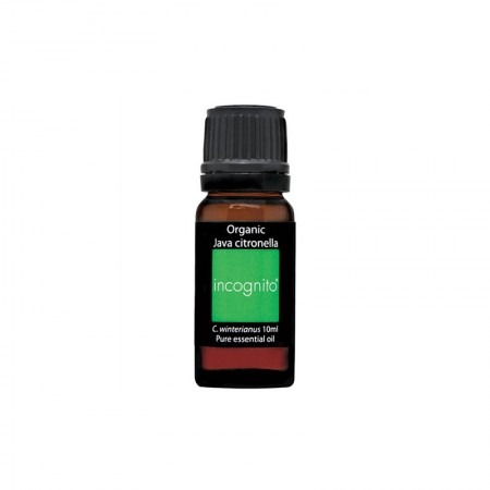 bio citronelový olej lahvička